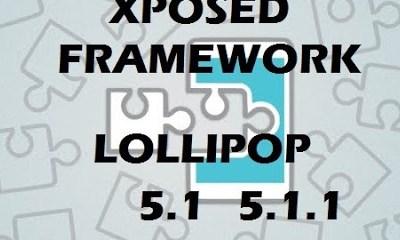 تركيب XPOSED Framework على رومات لوليبوب 5.1.1 الرسمية لأجهزة SONY™ XPERIA
