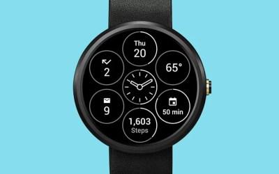 [فيديو]  الواجهات التفاعلية في نظام Android Wear