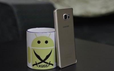 الروم العربي الرسمي Galaxy Note 5 SM-N920C /5.1.1