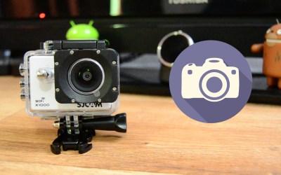 [فيديو] فتح صندوق و مراجعة للاكشن كاميرا SJCAM X1000