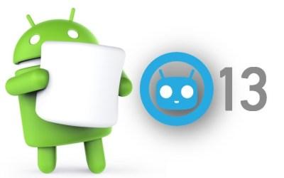 روم cyanogenmod 13 لجهاز جالكسي نوت 4