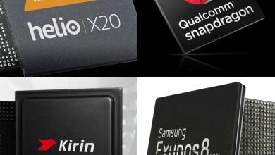 Photo of ???? مقارنة معالج Helio X20 و Snapdragon 820 و Exynos 8 و Kirin 950