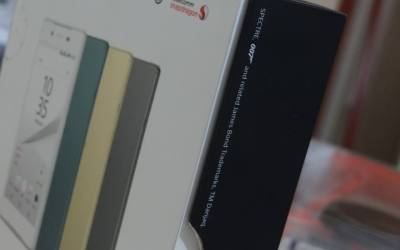 [فيديو] فتح صندوق و أستعراض سريع لجهاز Sony Xperia Z5