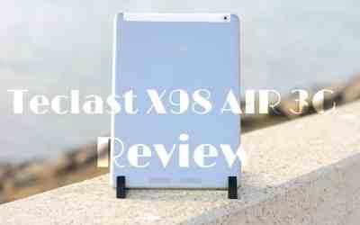 استعراض اللوحي Teclast X98 Air 3G | لوحي بمعالج انتل ونظام ويندوز وأندرويد