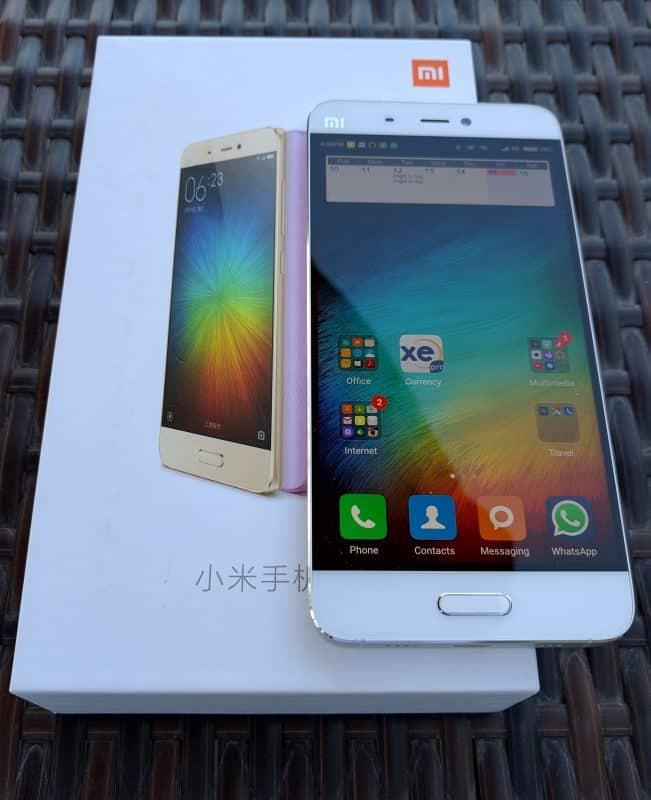 Xiaomi Mi 5 (0)