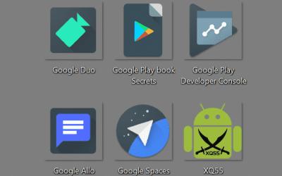 التطبيقات الجديدة من قوقل | Allo + Duo + Spaces + Secrets + Developer
