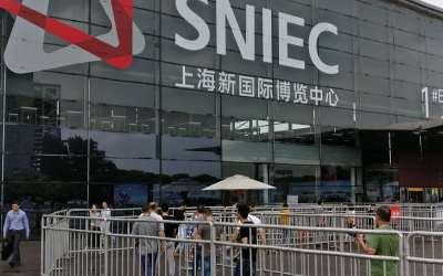 تغطية مصورة لمعرض شانغ هاي الدولي للهواتف MWC Shanghai 2016