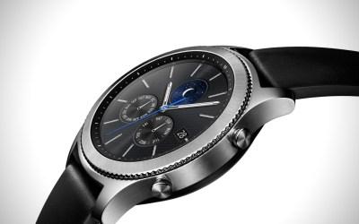 [مقالة] سامسونج تعلن عن ساعة Gear S3 ضمن فعاليات مؤتمر IFA