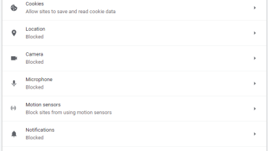 Photo of كيف تعطل الصلاحيات في المتصفح | نظام تشغيل ويندوز
