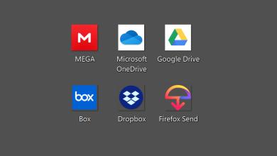 Photo of أفضل مواقع التخزين السحابي 2020 | Cloud Storage
