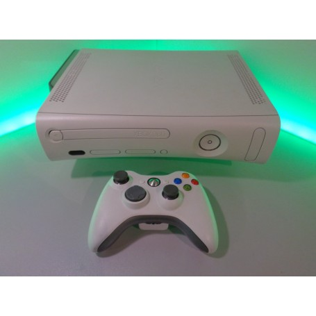 Xbox 360 arcade PAL white XQ Gaming
