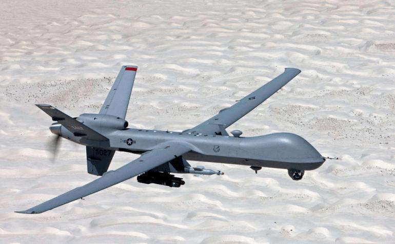 距中国最近仅有73公里,美国侦察机再次逼近,为何不能打下来?