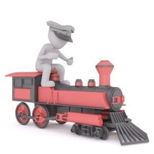 passive income train