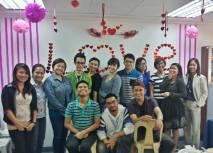 CBN Asia's social media team