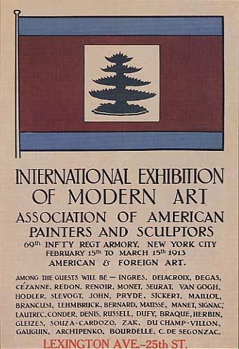 Program, 1913 Armory Show