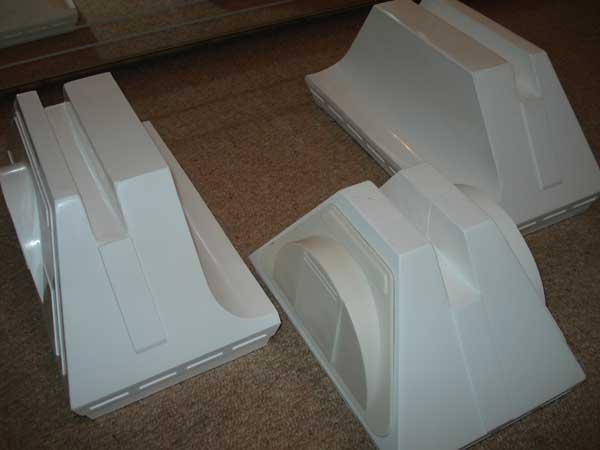 R2 d2 prop construction legs xrobots for R2d2 leg template