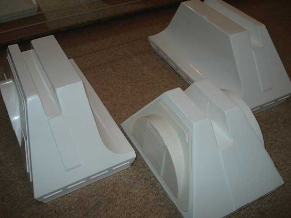 r2d2 leg template - r2 d2 prop construction legs xrobots