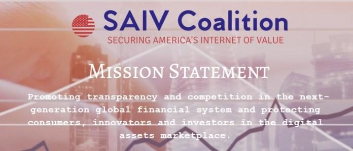 SAIV Website Screenshot