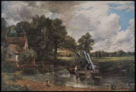 Haywain with Cruise Missiles by Peter Kennard