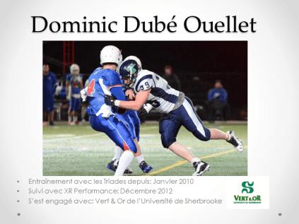 Dominic Dubé Ouellet