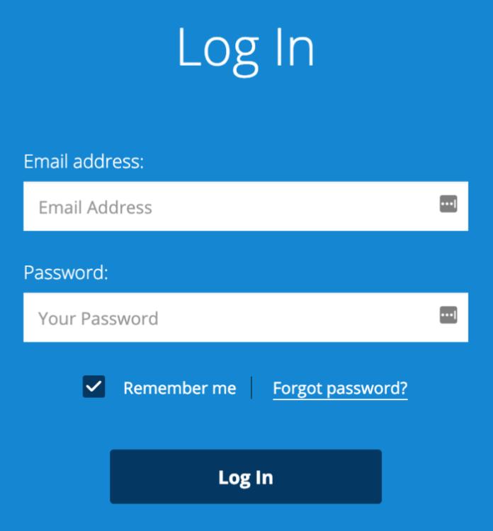 Bittrex login form user account sign in.