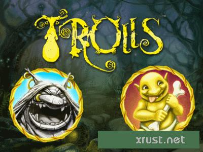Trolls. Новый слот в виртуальном казино Лото
