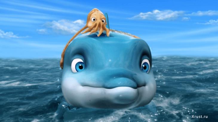 Дельфины в игровой индустрии