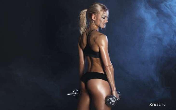 Быстрая и эффективная тренировка на все группы мышц