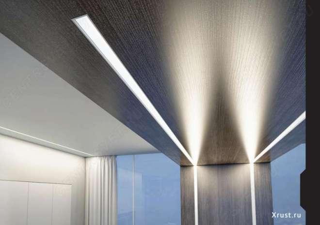 Преимущества потолочных светодиодных светильников и их способы подключения