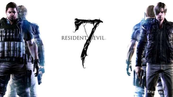 Resident Evil представят в новом стеле игры