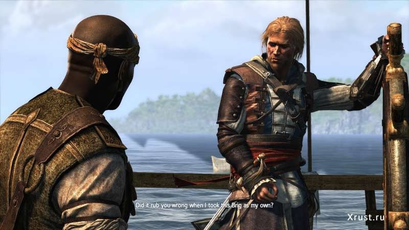 Assassin's Creed IV: Black Flag – на Карибы