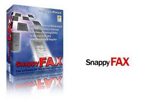 Отправляйте и получайте факсы с помощью Snappy Fax.