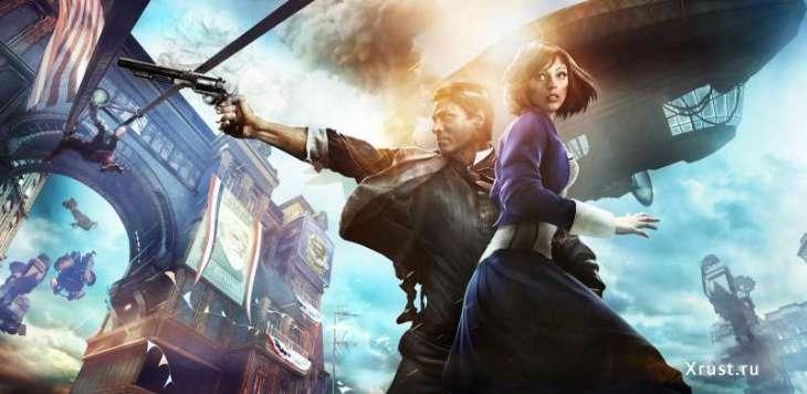 Обзор игры BioShock Infinite