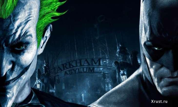 Обзор Batman: Arkham Asylum