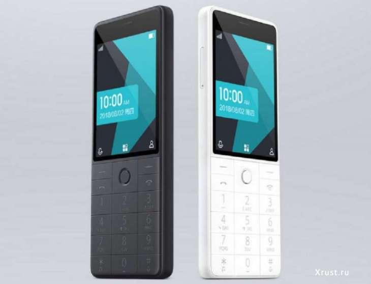 Xiaomi рекламирует «бабушкофон» – сплошные кнопки, а камеры нет