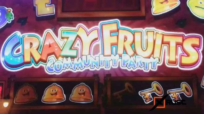 Игровой автомат Crazy Fruits в казино Вулкан