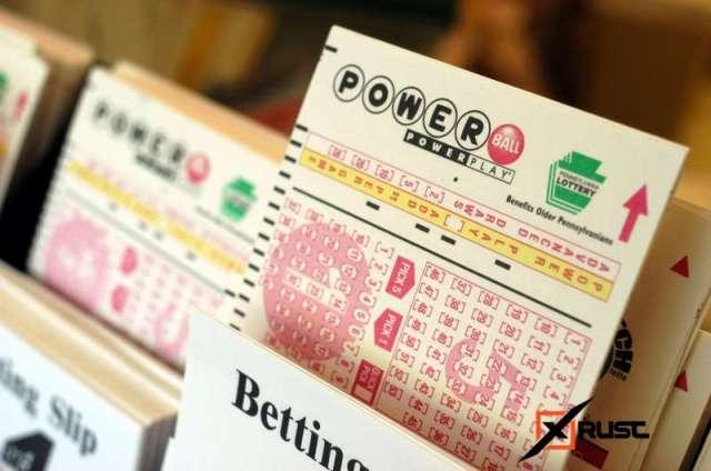 Особенности проведения лотерей в Америке