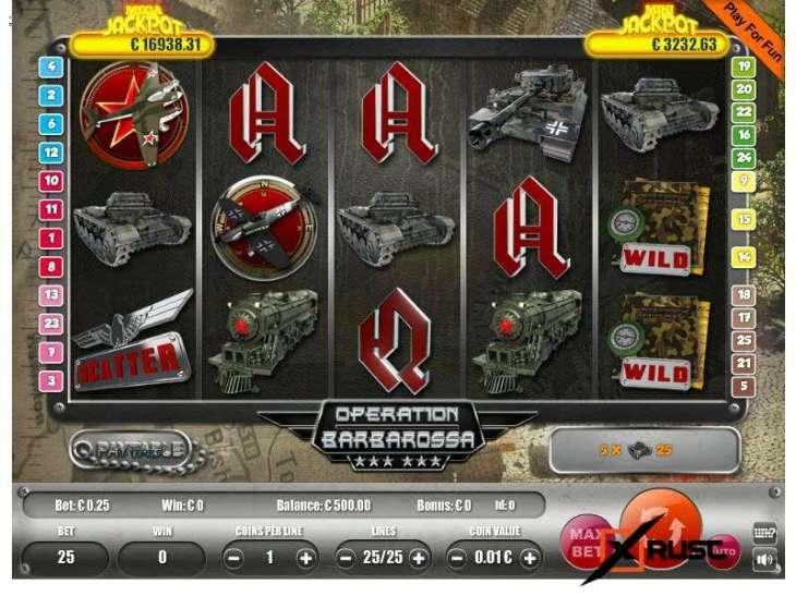 Operation M.Y.O.W. в казино Азино 777
