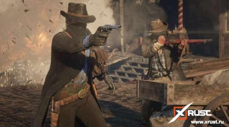 Из Америки пишут: релиз Red Dead Redemption 2 состоялся сегодня