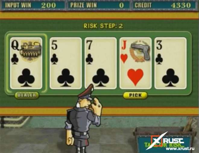 Stirlitz Slot в казино Вулкан 24