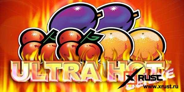 Классический слот Ultra Hot Deluxe в казино Джойказно