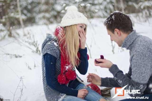 Что ждет девушка в День Святого Валентина