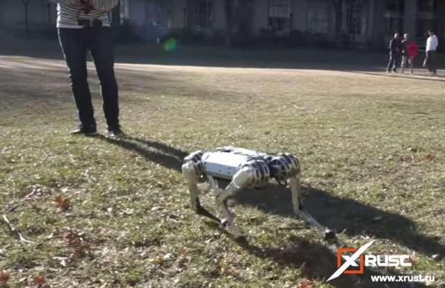 Роботы – массачусетские и детские поделки