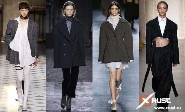 Весна — пиджак на смену куртки!