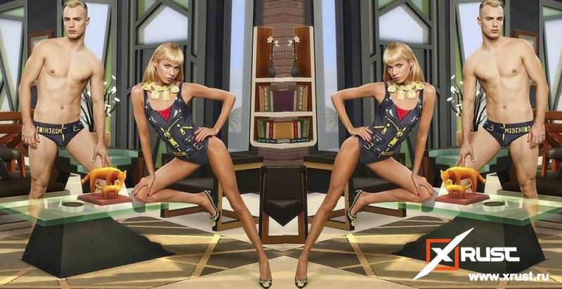 Игры, принесшие пользу дому моды Moschino