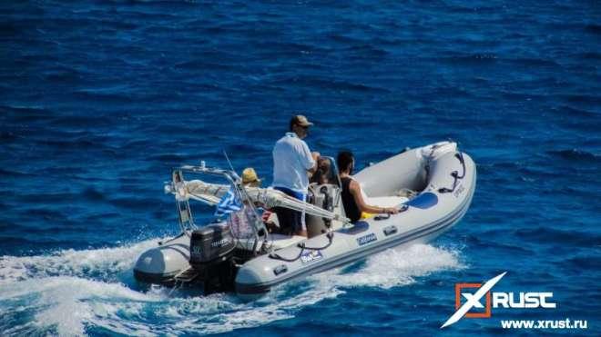 ПВХ лодки от компании Гидра