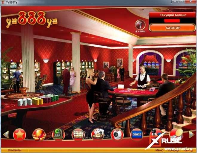 Играем в игровые автоматы Ya888ya