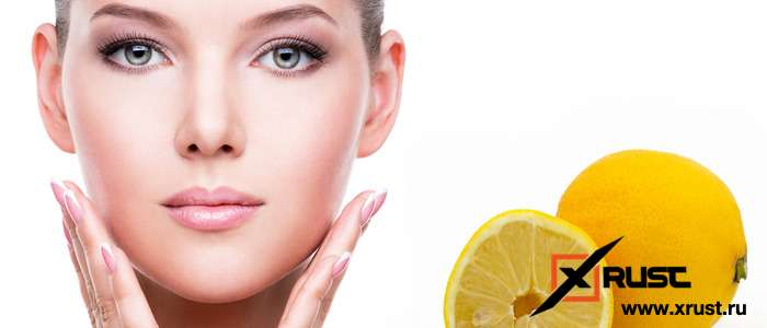 Лимон – преображаем кожу