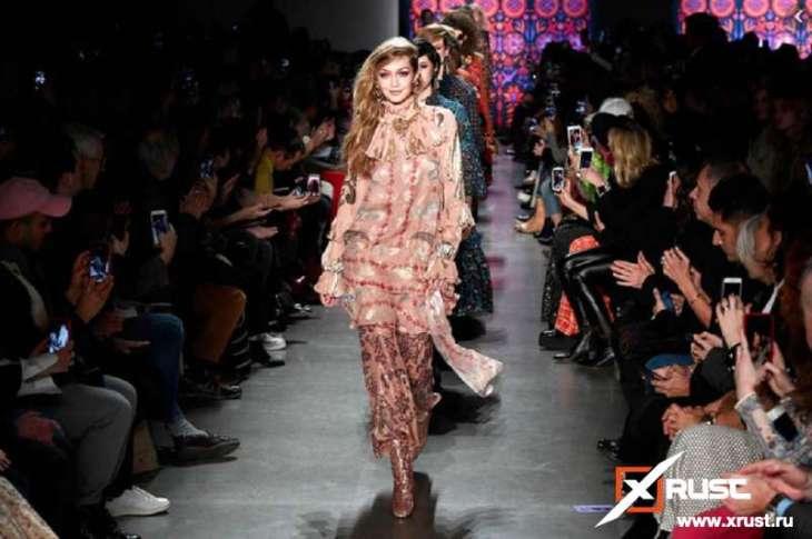 Моды – безногий ребенок выступит перед Нью-Йорком