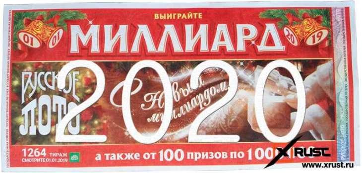 Москвич выиграл 1 млрд рублей